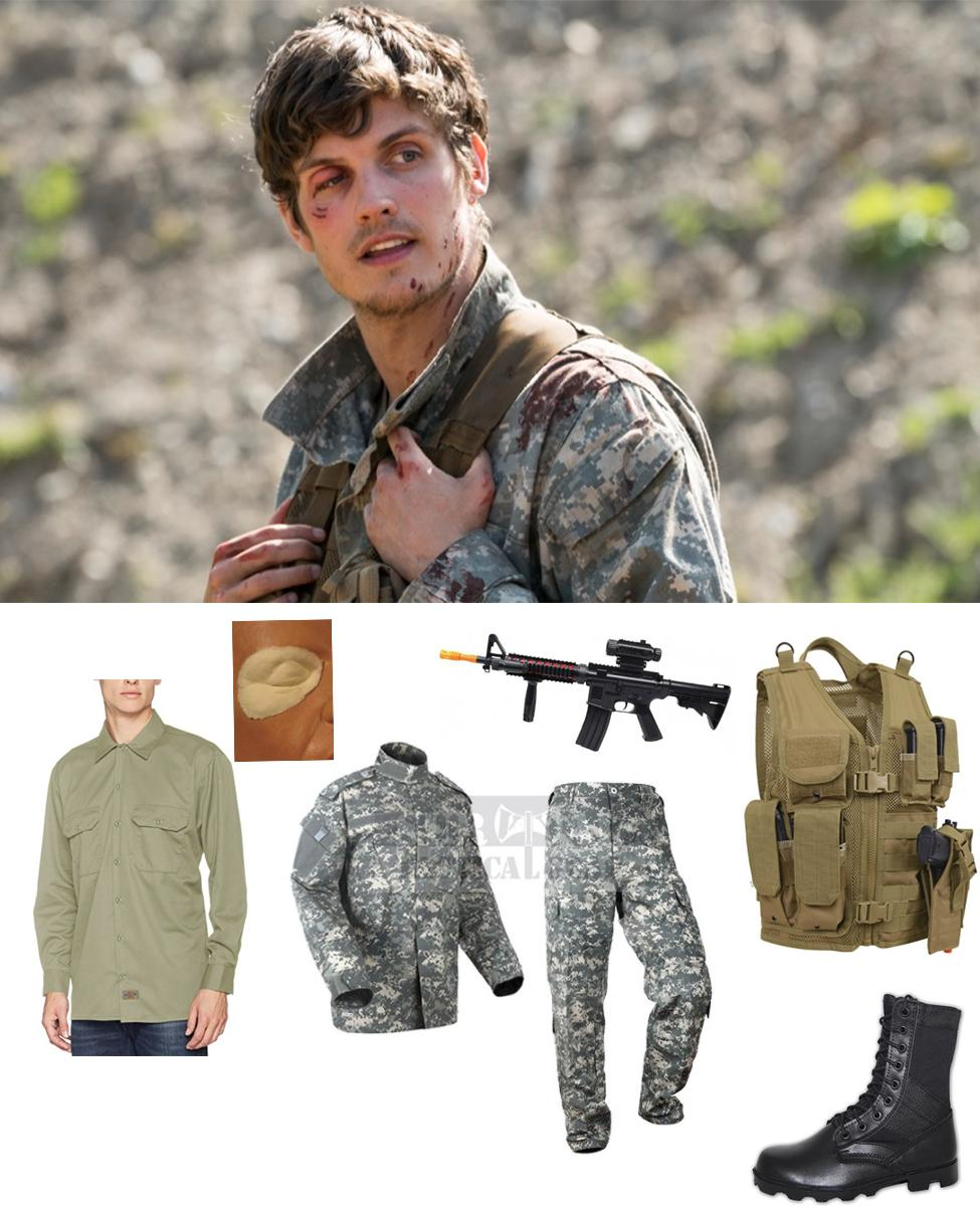 Troy Otto from Fear the Walking Dead Cosplay Guide