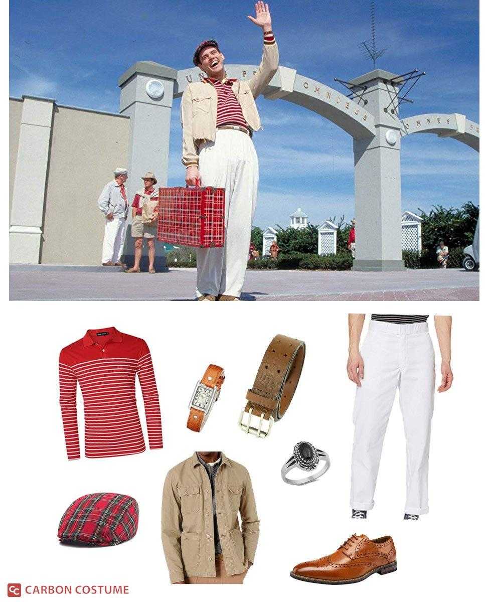 Truman Burbank from The Truman Show Cosplay Guide
