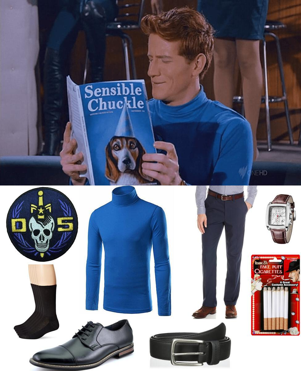 Tucker From Danger 5 Cosplay Guide