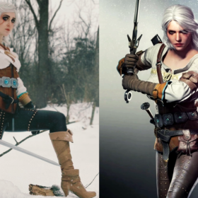 Make Your Own: Ciri from The Witcher III: Wild Hunt