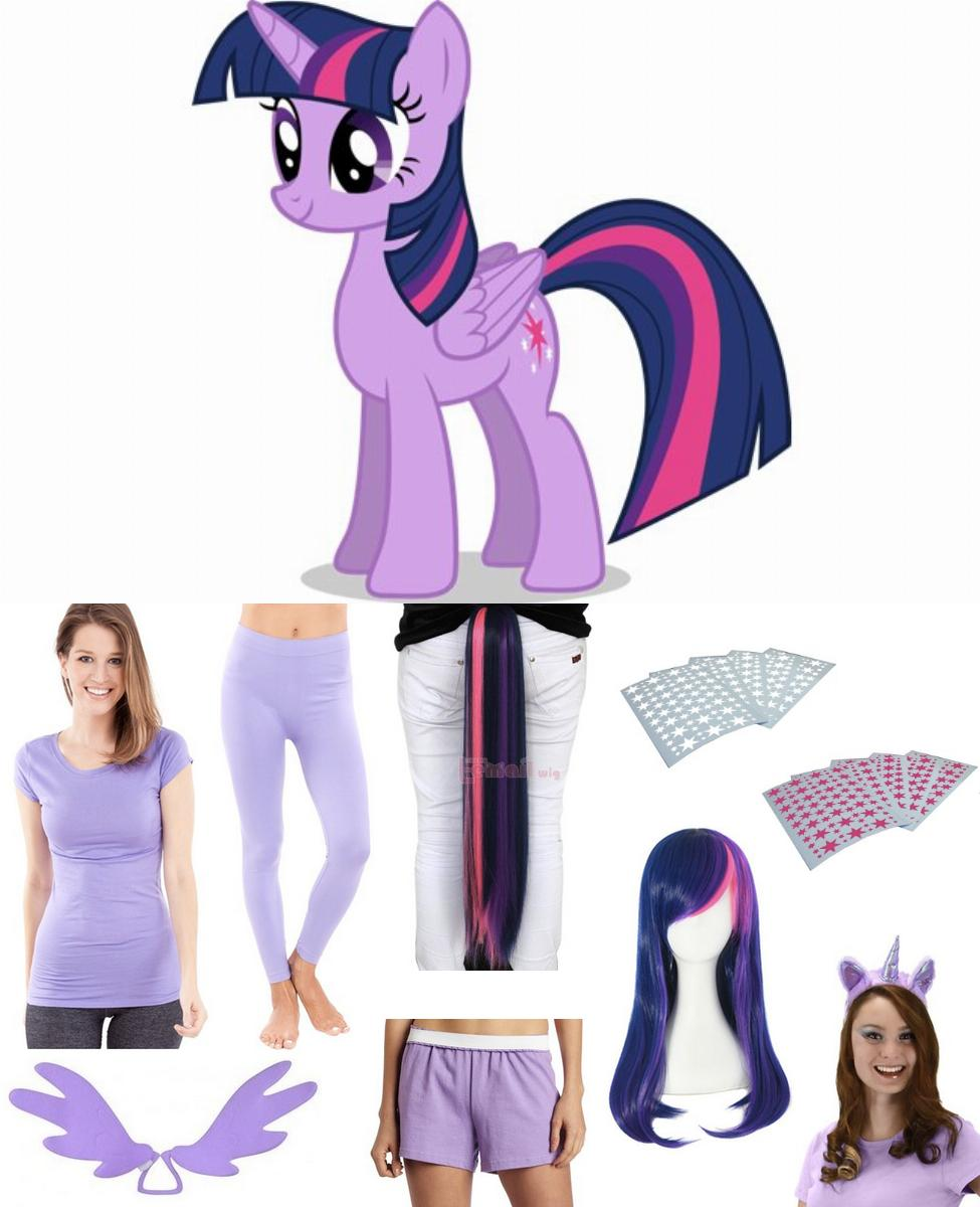 Twilight Sparkle Cosplay Guide