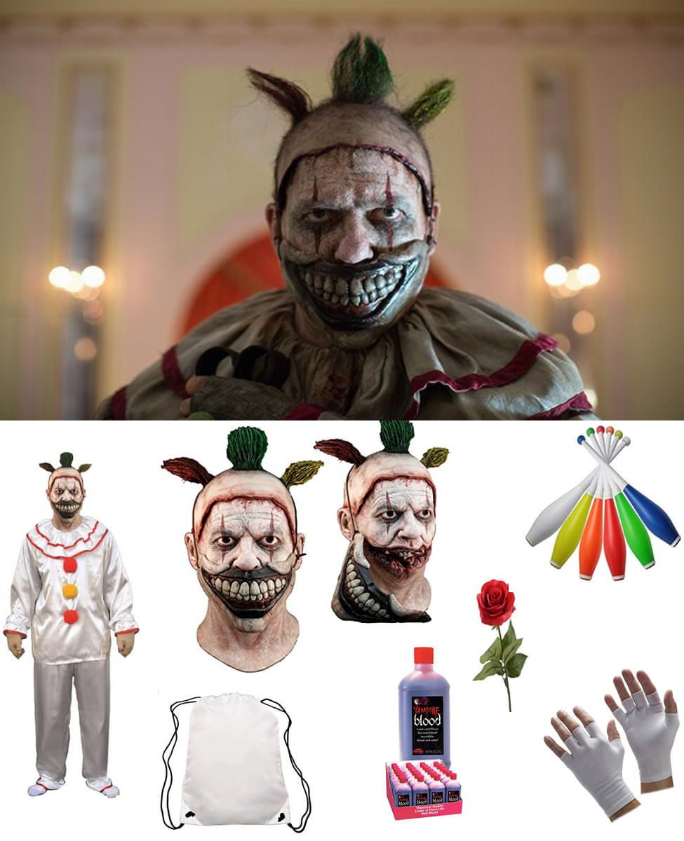 Twisty the Clown Cosplay Guide