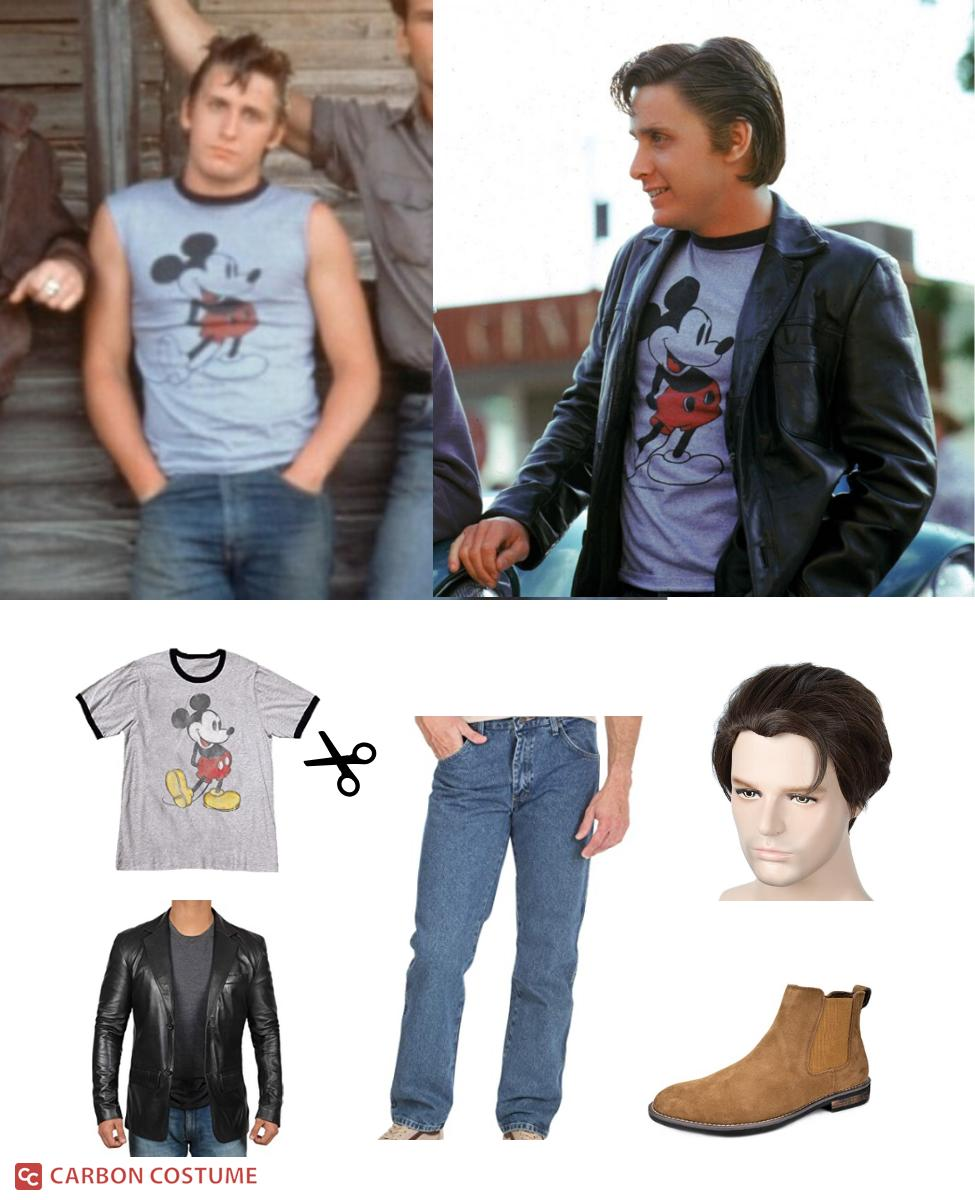 Two-Bit Matthews from The Outsiders Cosplay Guide