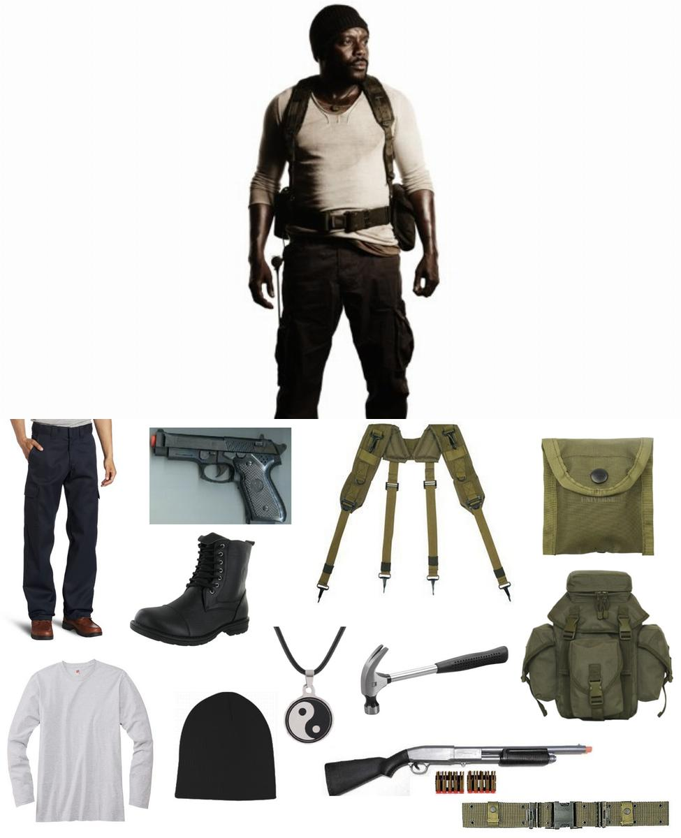 Tyreese Cosplay Guide