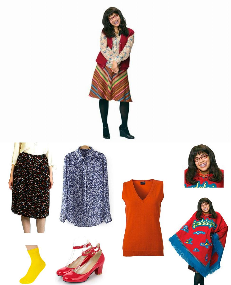 Ugly Betty Cosplay Guide