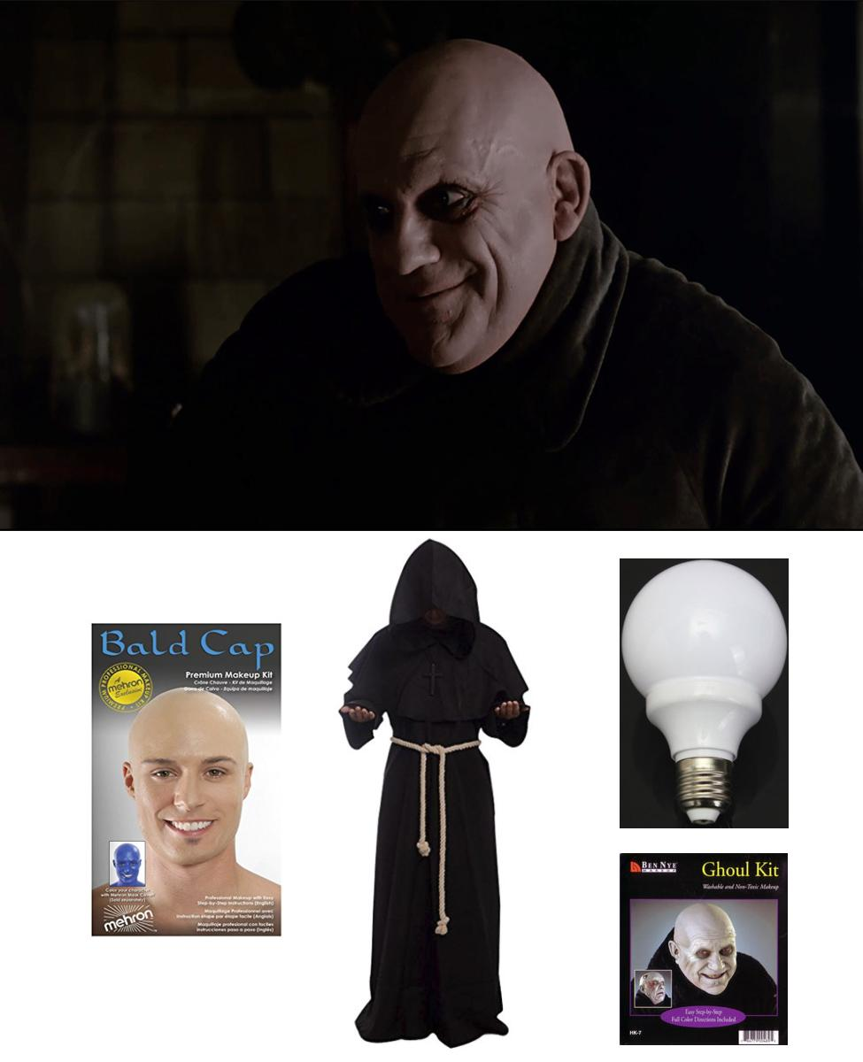 Uncle Fester Cosplay Guide