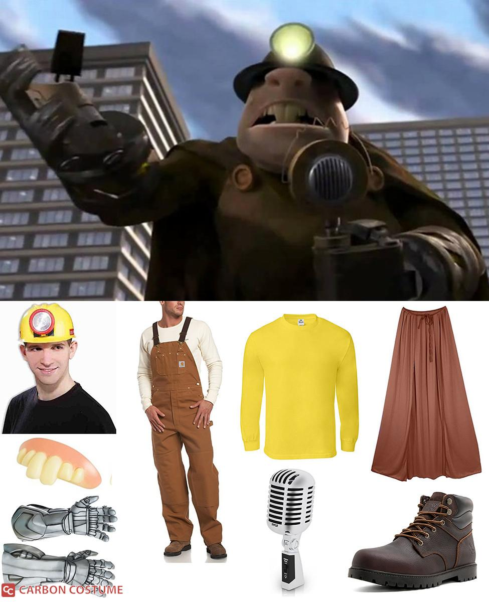 Underminer Cosplay Guide