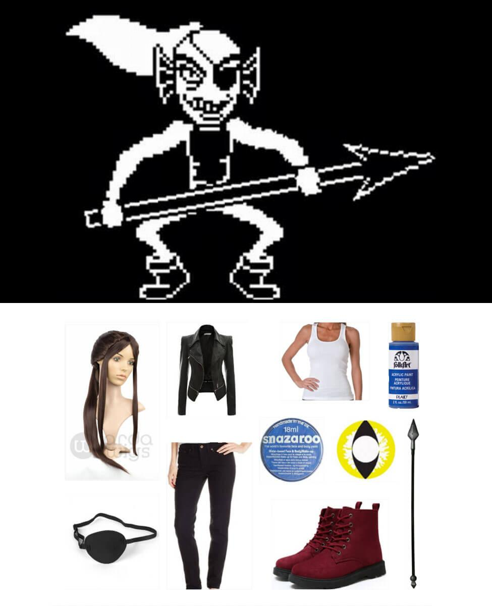 Undyne Cosplay Guide