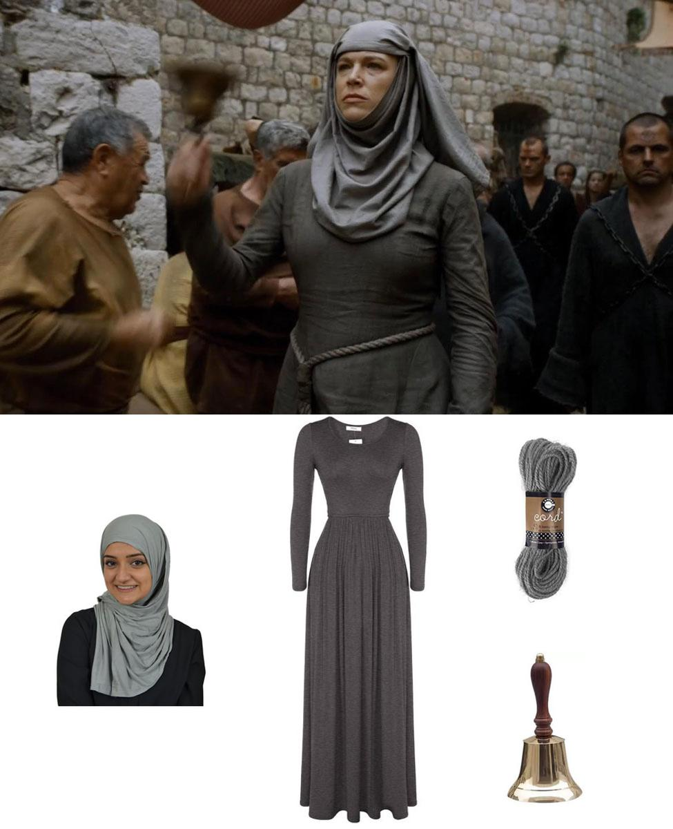 Unella the Shame Nun Cosplay Guide