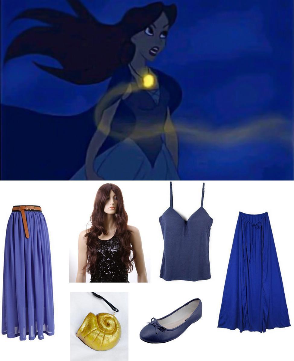 Ursula as Vanessa Cosplay Guide