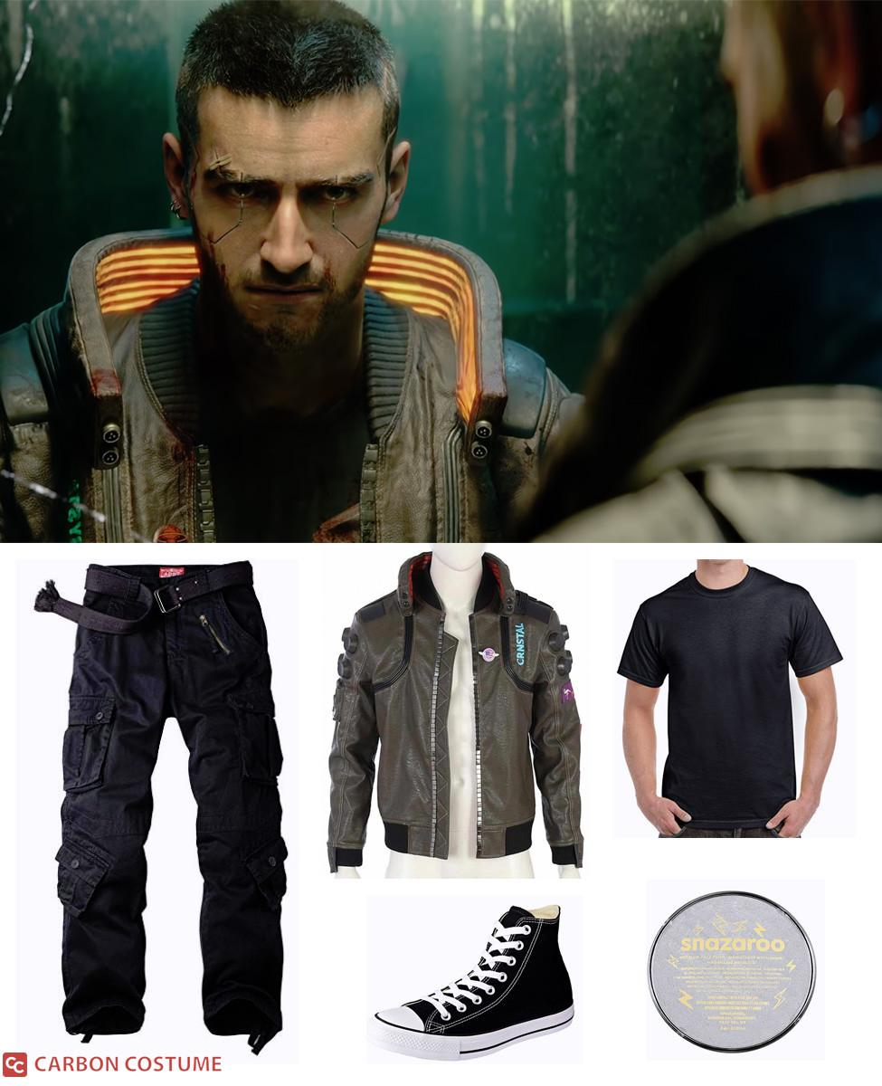 V from Cyberpunk 2077 Cosplay Guide
