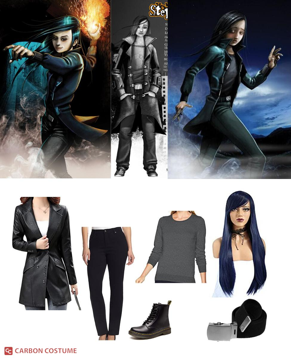 Valkyrie Cain from Skulduggery Pleasant Cosplay Guide