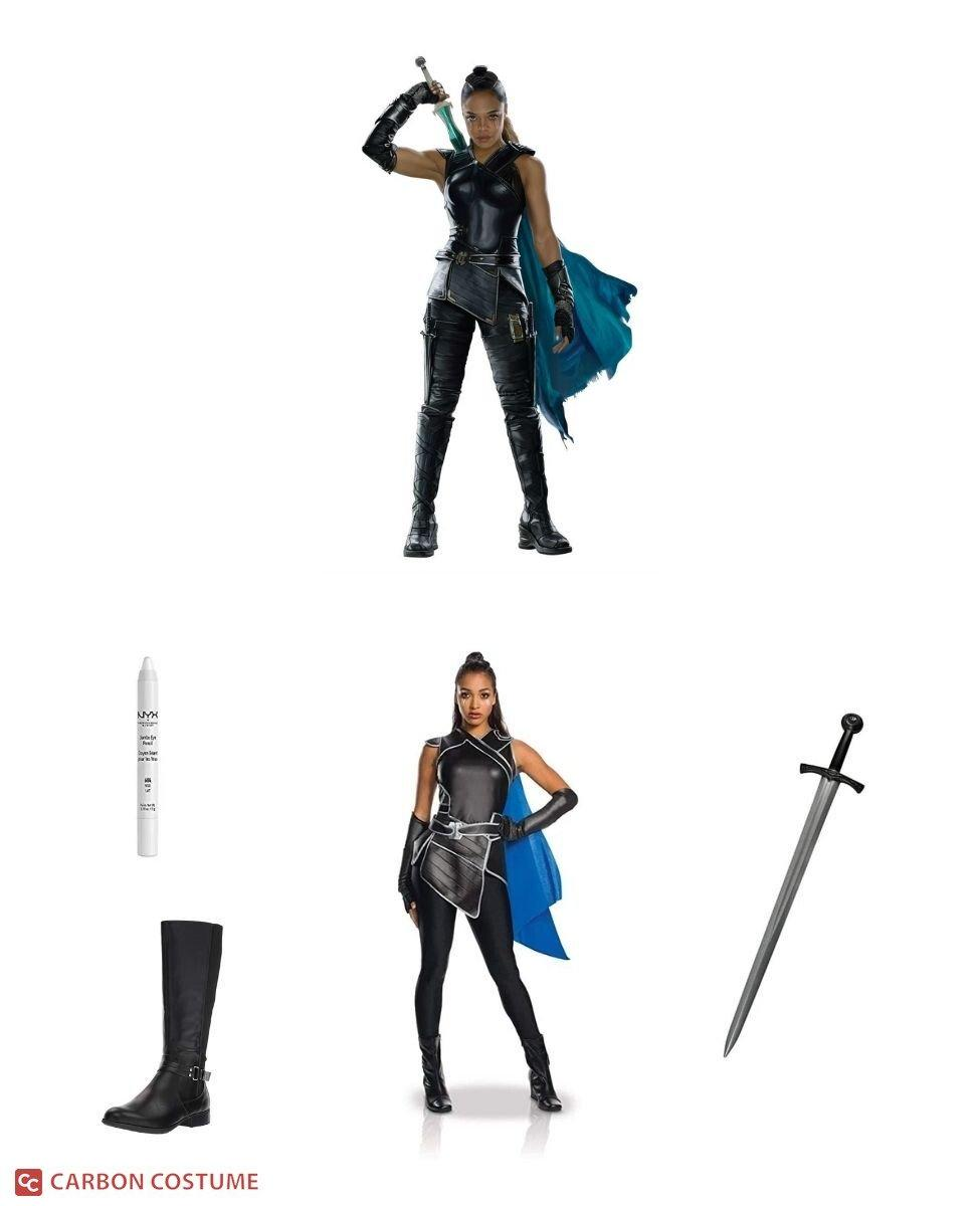 Valkyrie from Thor: Ragnarok Cosplay Guide