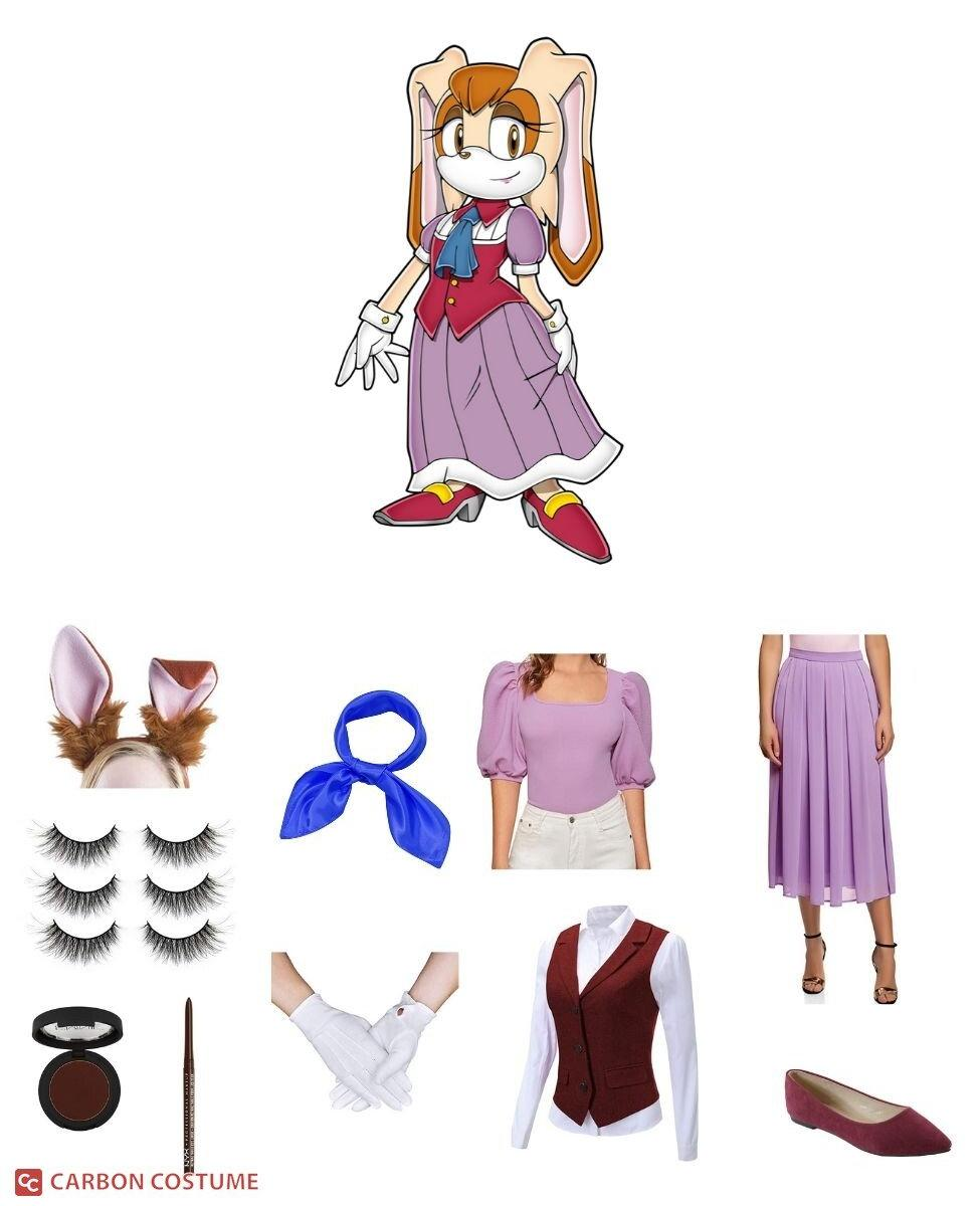 Vanilla the Rabbit from Sonic X Cosplay Guide
