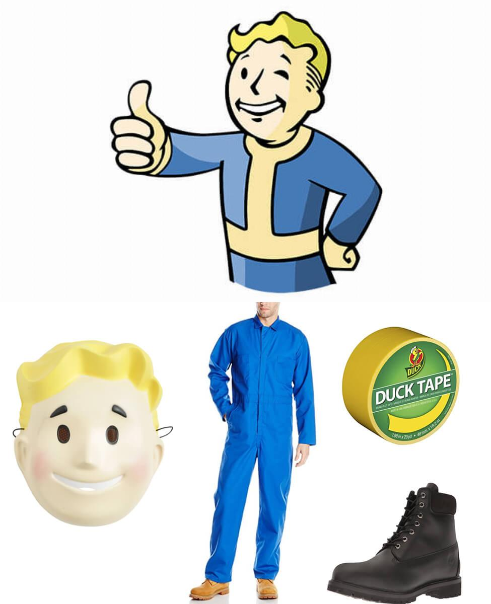Vault Boy Cosplay Guide