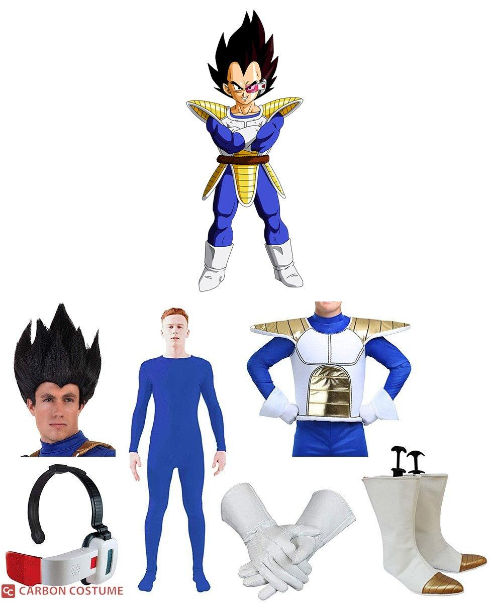 Vegeta from Dragon Ball Z Cosplay Guide