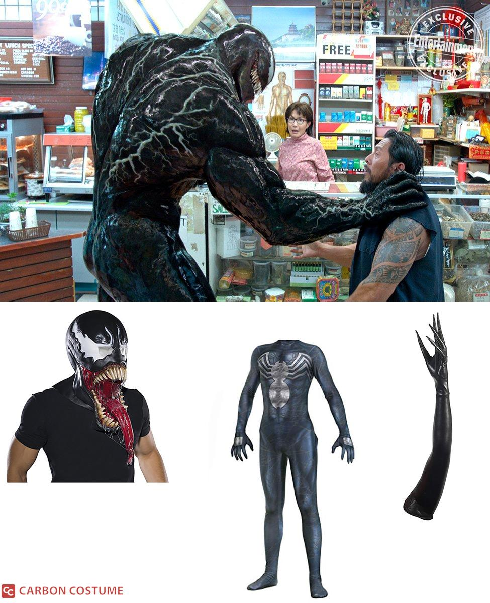 Venom Cosplay Guide