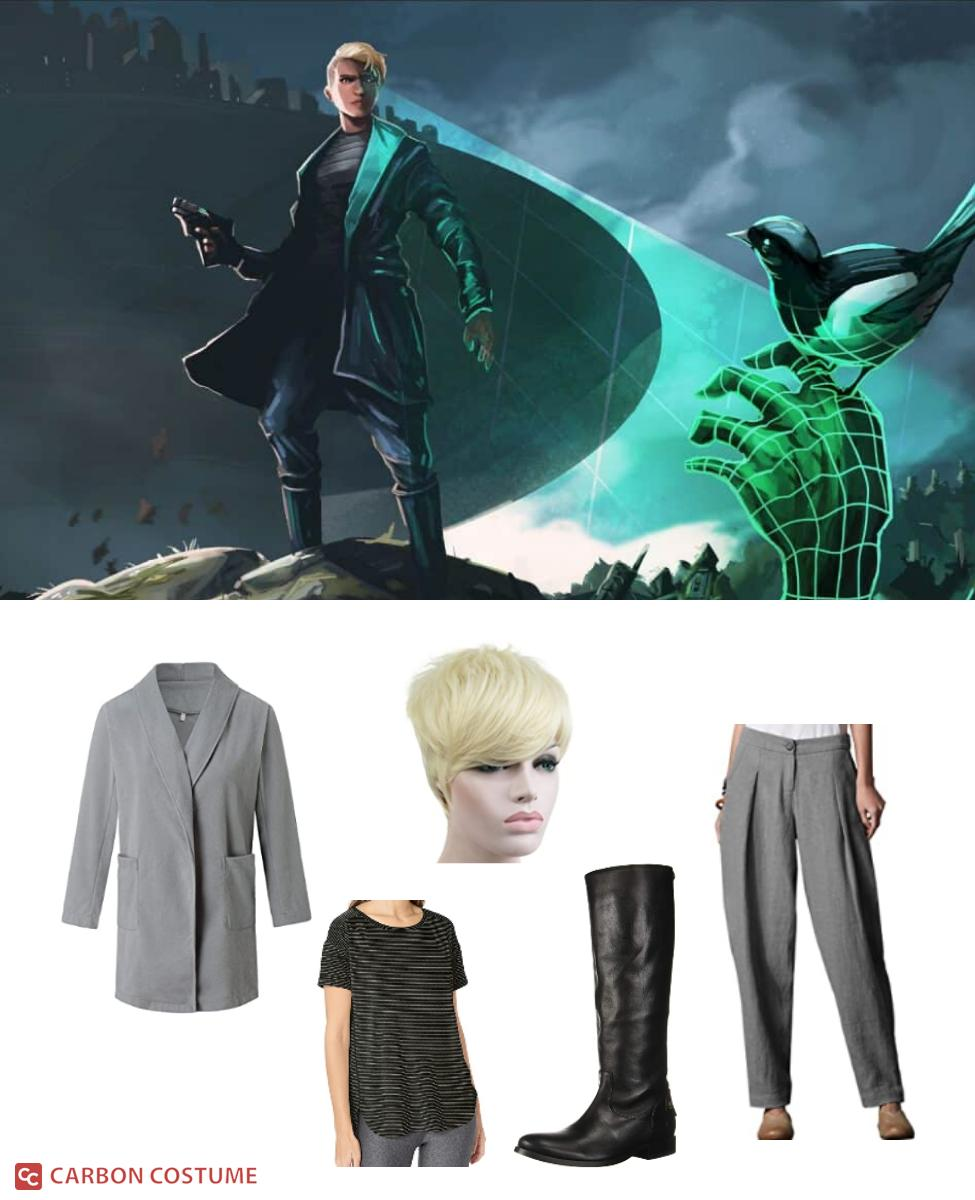 Vera from Whispers of a Machine Cosplay Guide