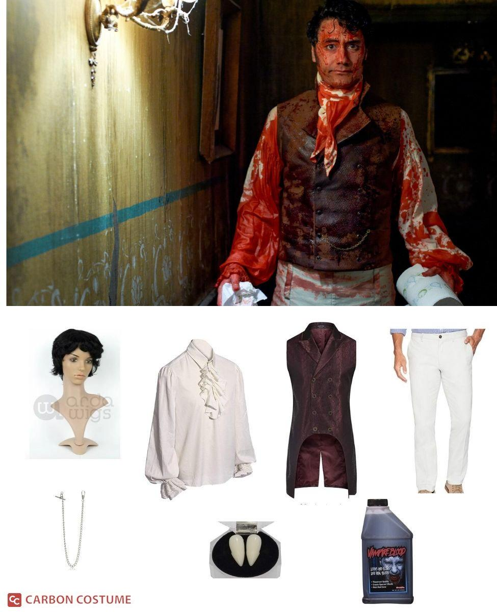 Viago from What We Do in the Shadows Cosplay Guide
