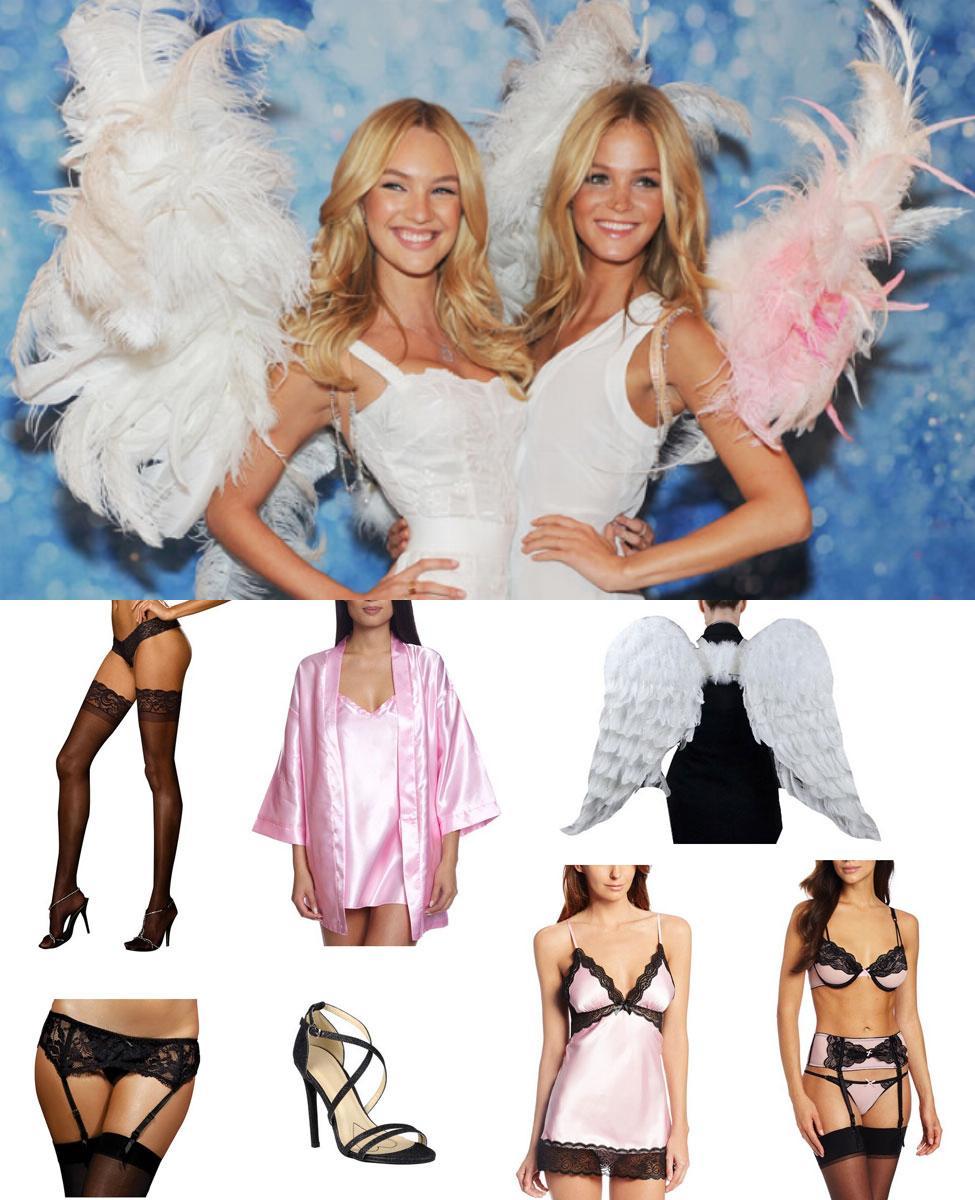 Victoria Secret's Angel Cosplay Guide