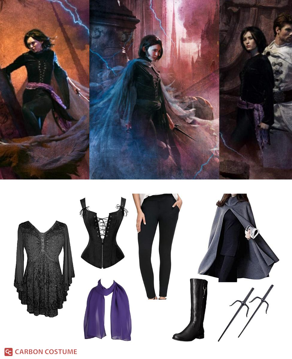 Vin from Mistborn Cosplay Guide
