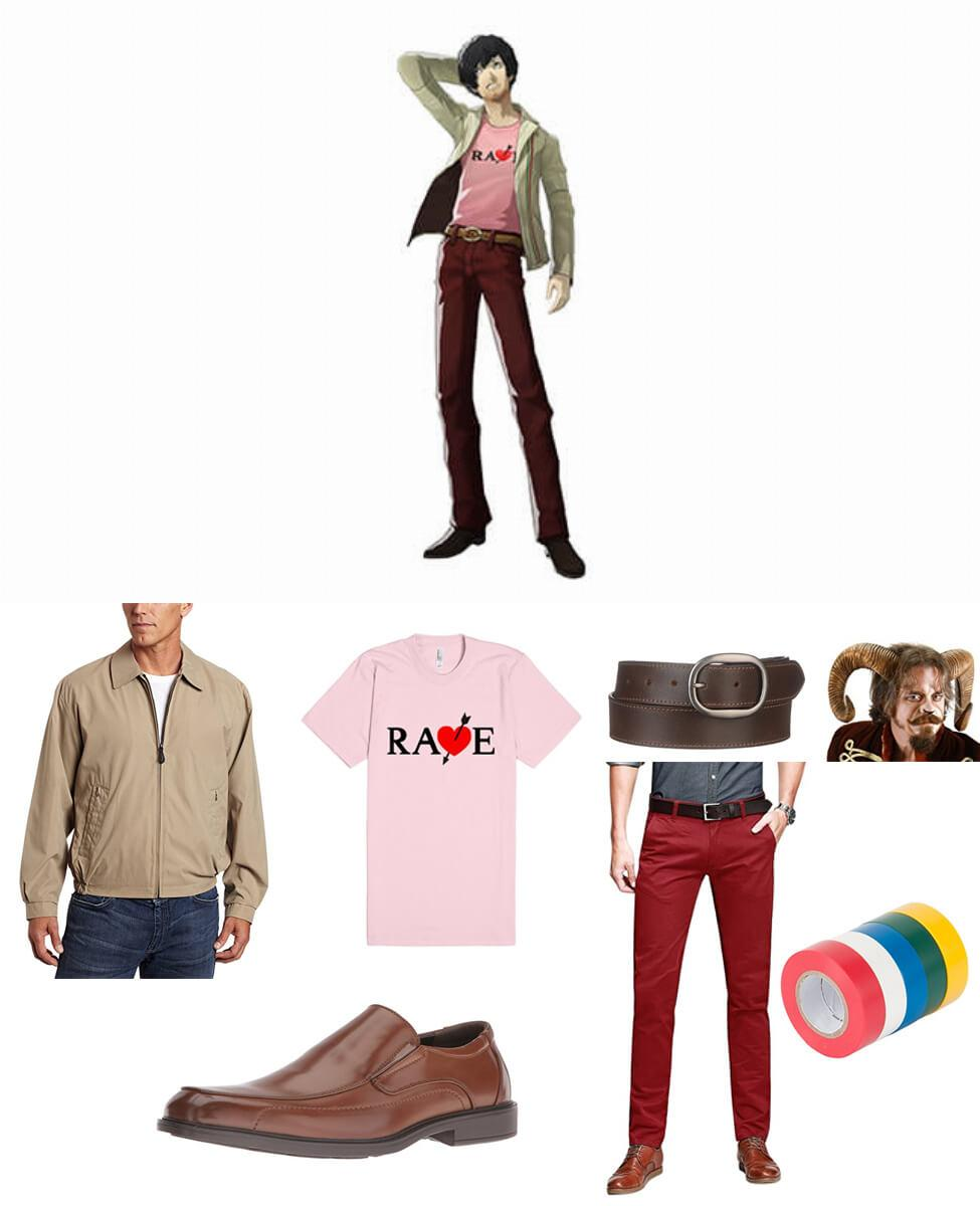 Vincent Brooks from Catherine Cosplay Guide