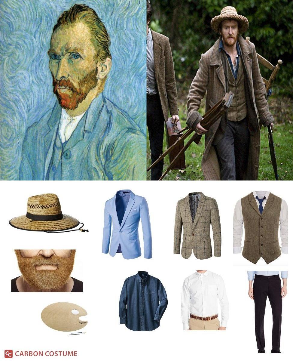 Vincent Van Gogh Cosplay Guide