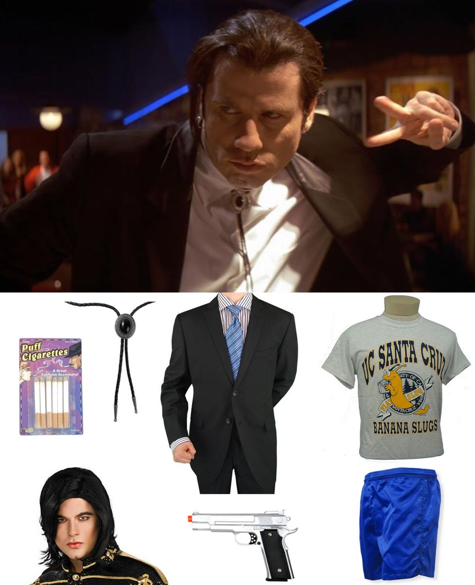 Vincent Vega Cosplay Guide