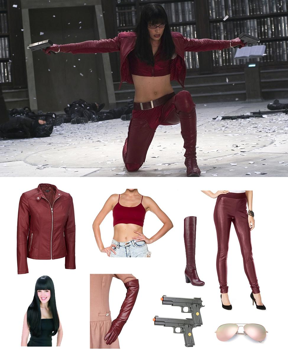 Violet Song Jat Shariff Cosplay Guide