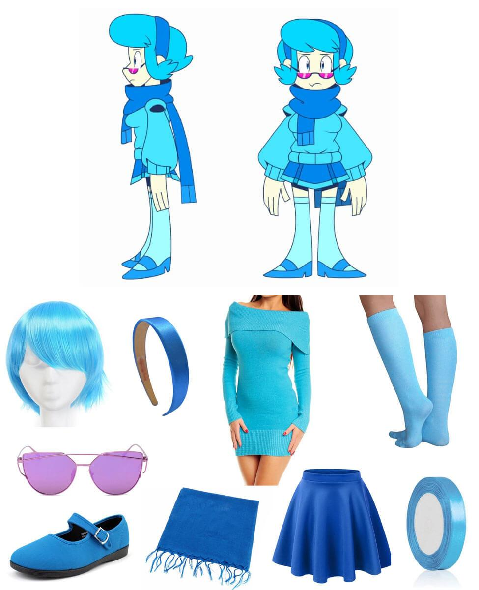 Vivi from Mystery Skulls Cosplay Guide