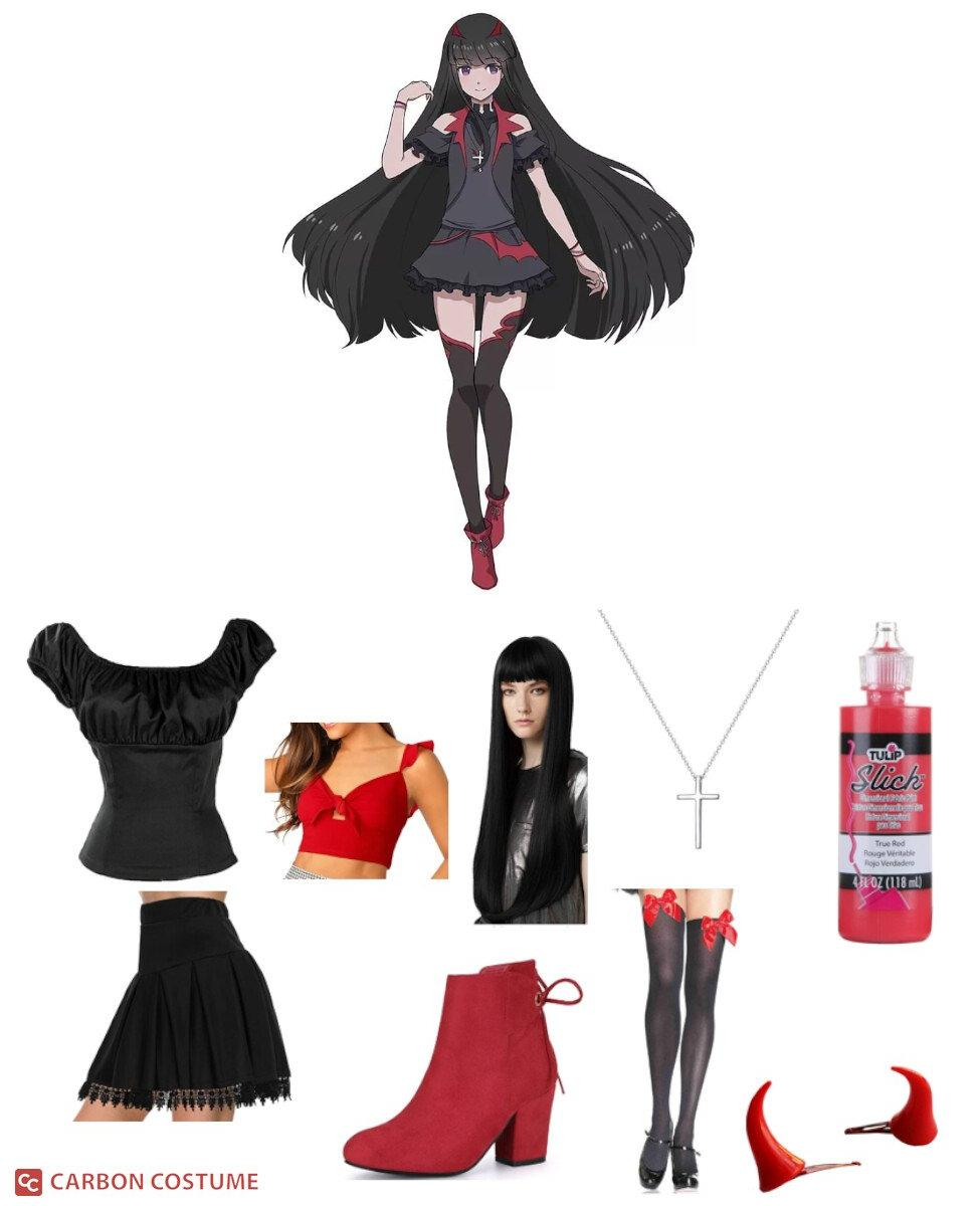 Vivian from Journal of the Mysterious Creatures Cosplay Guide