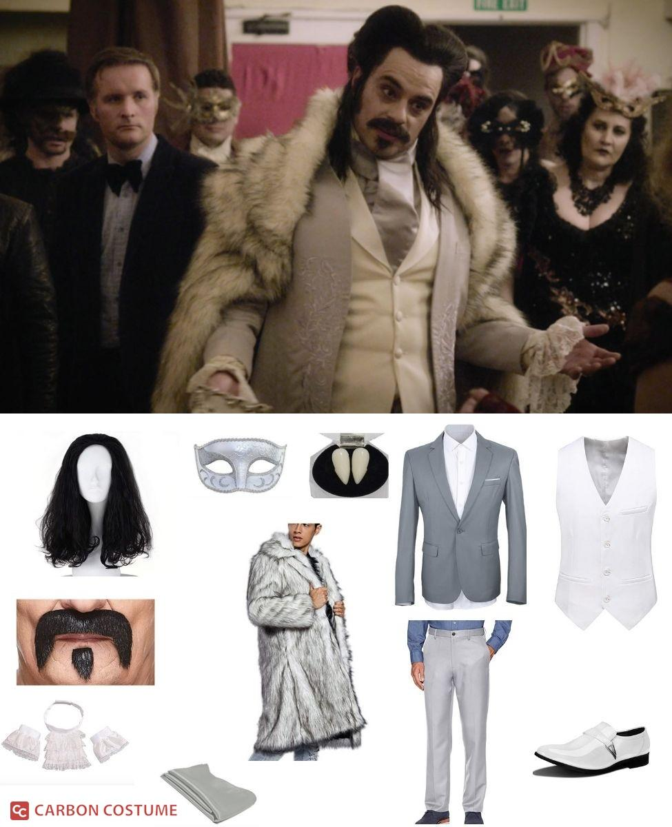 Vladislav from What We Do in the Shadows Cosplay Guide