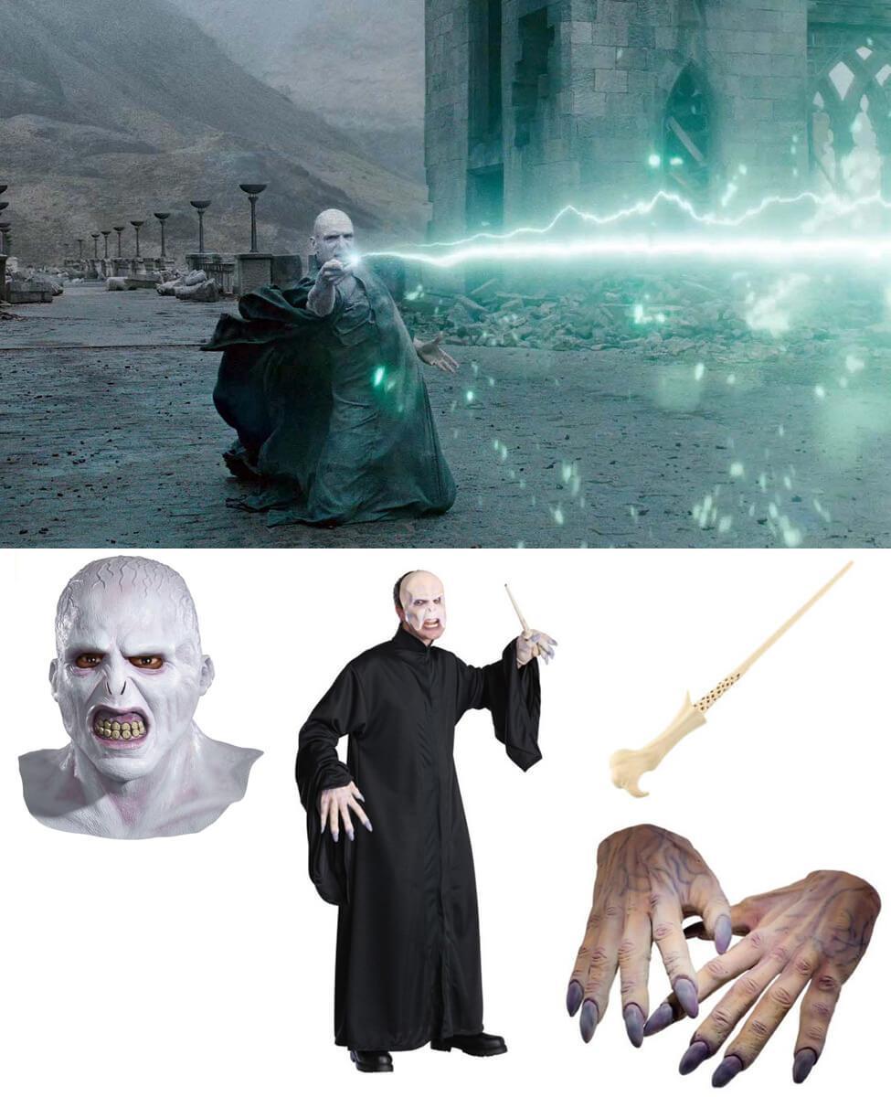 Voldemort Cosplay Guide