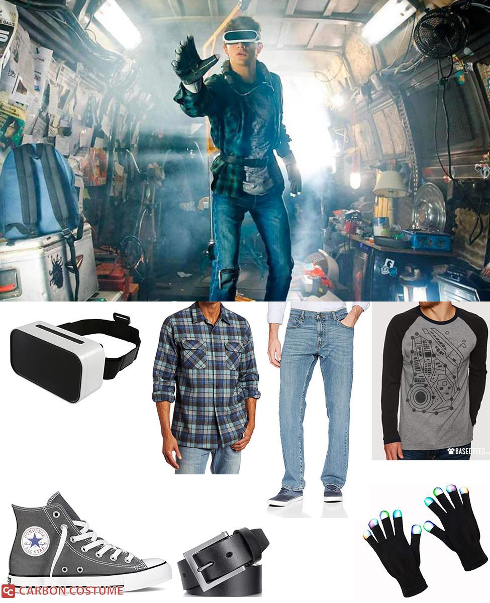 Wade Watts from Ready Player One Cosplay Guide