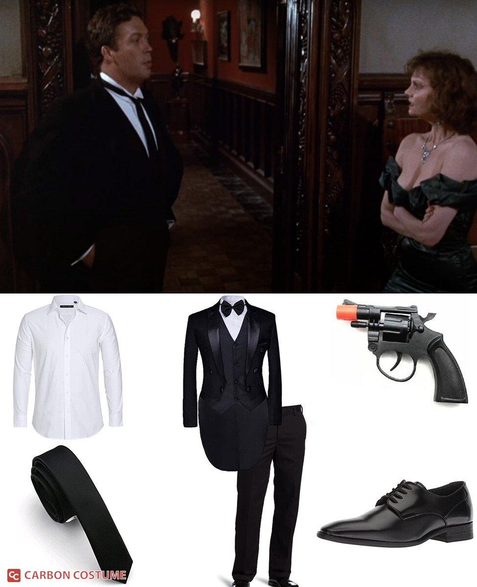 Wadsworth from Clue Cosplay Guide