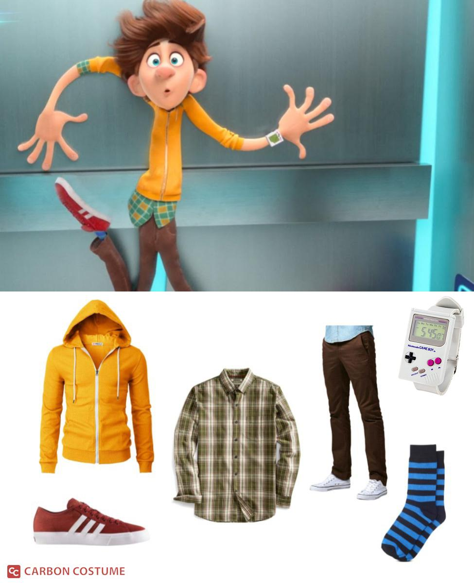 Walter Beckett from Spies in Disguise Cosplay Guide