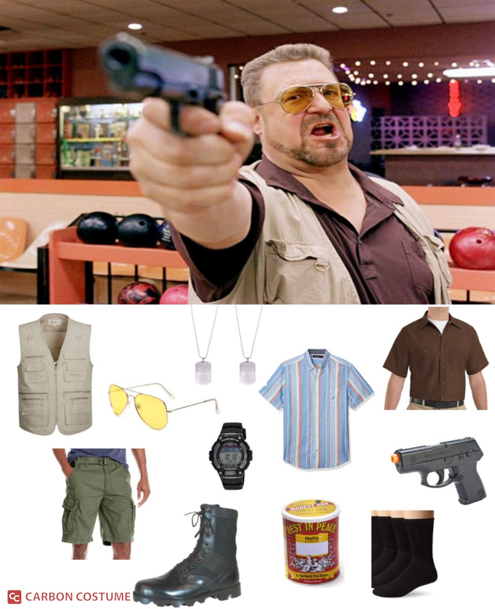 Walter Sobchak from The Big Lebowski Cosplay Guide