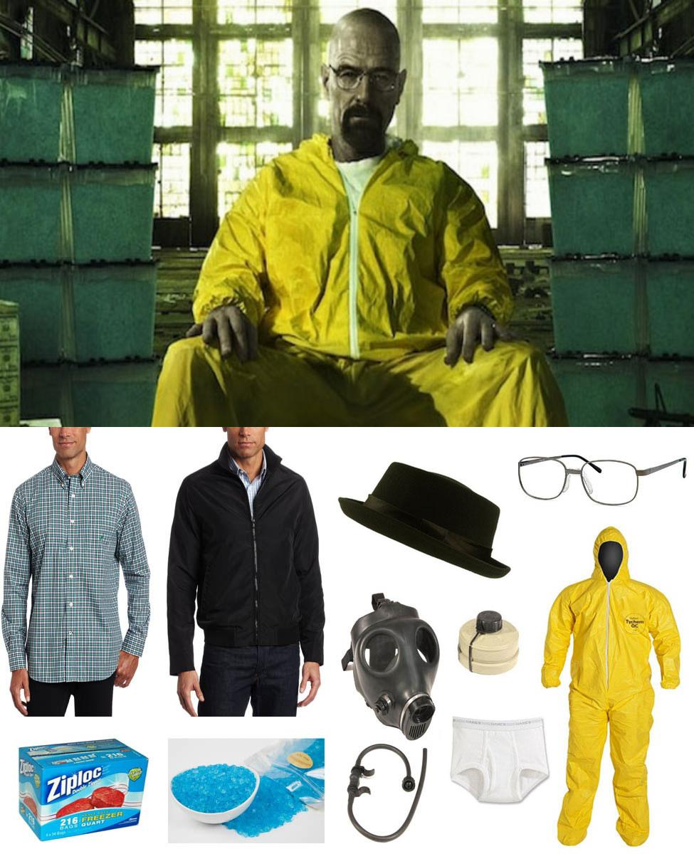 Walter White from Breaking Bad Cosplay Guide