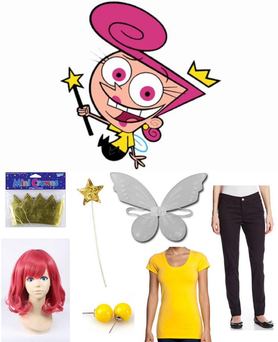 Wanda Venus Fairywinkle-Cosma Cosplay Guide