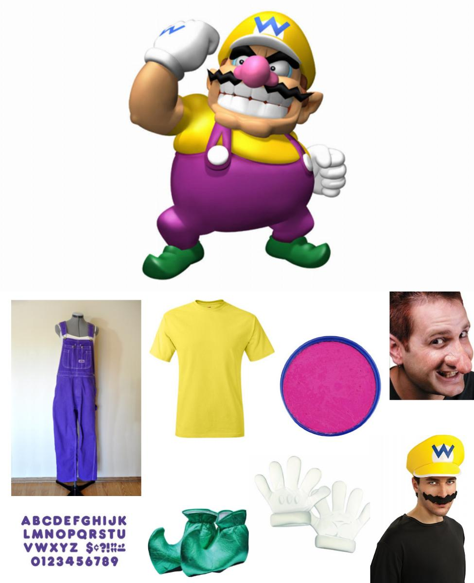 Wario Cosplay Guide