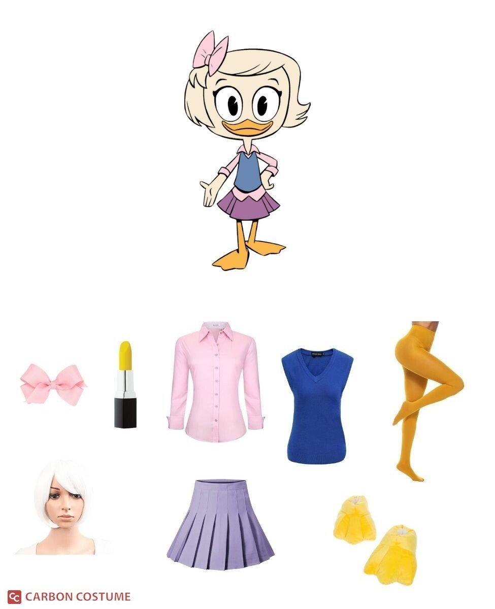 Webby Vanderquack from DuckTales Cosplay Guide