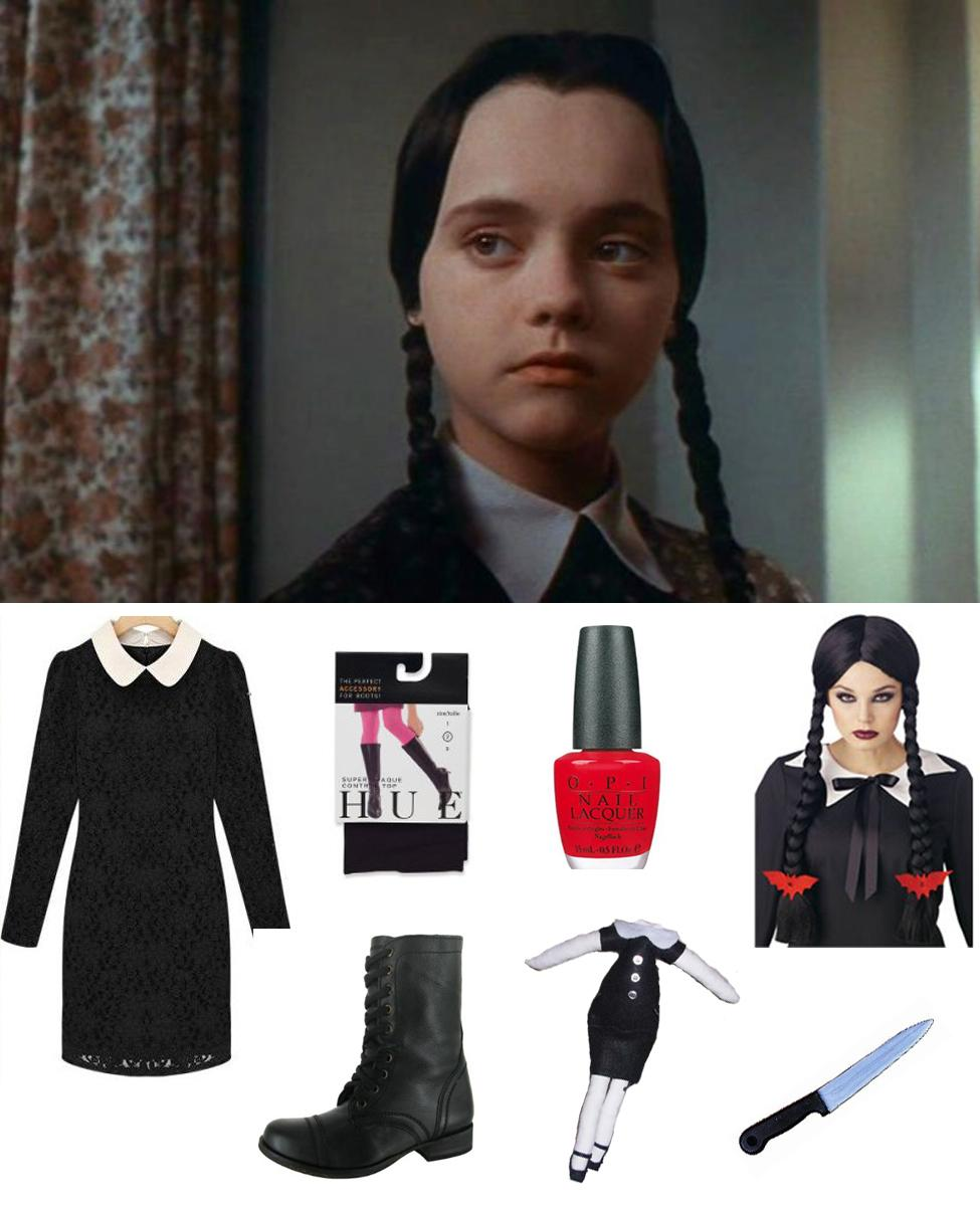 Wednesday Addams Cosplay Guide
