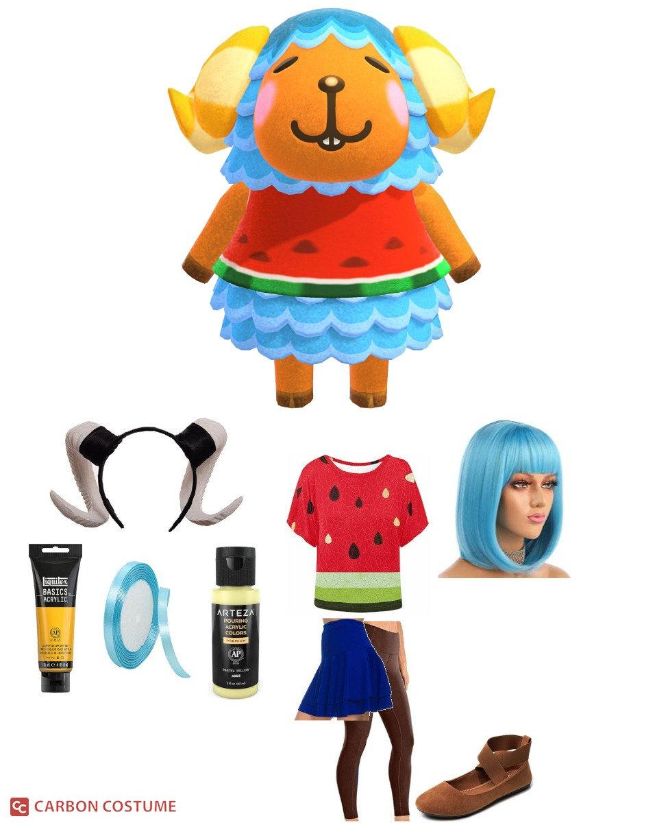 Wendy from Animal Crossing Cosplay Guide