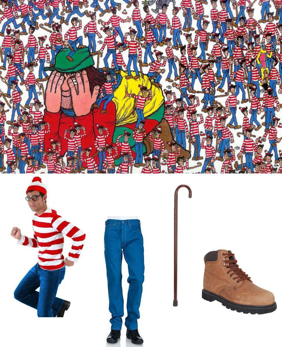 Where's Waldo? Cosplay Guide