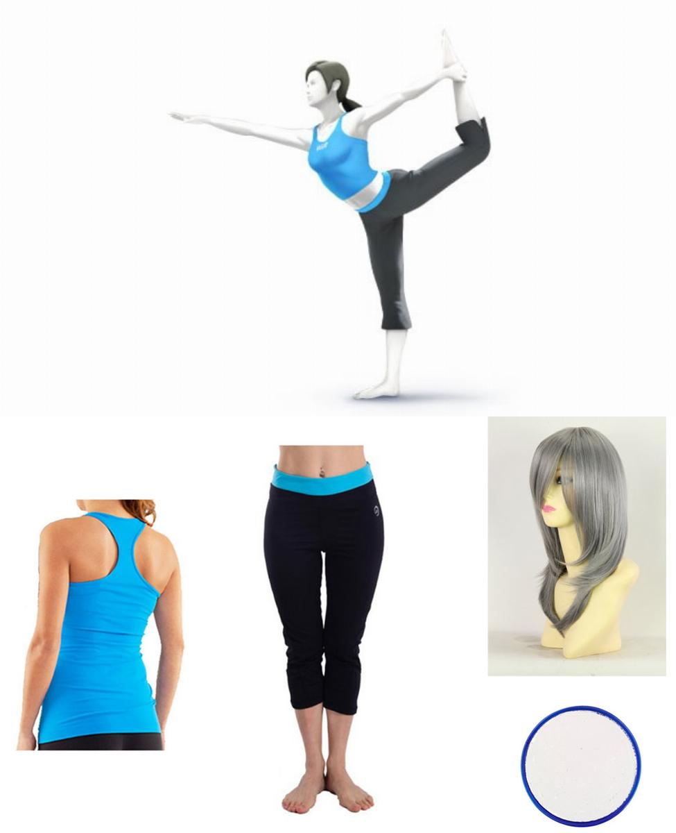 Wii Fit Trainer Cosplay Guide