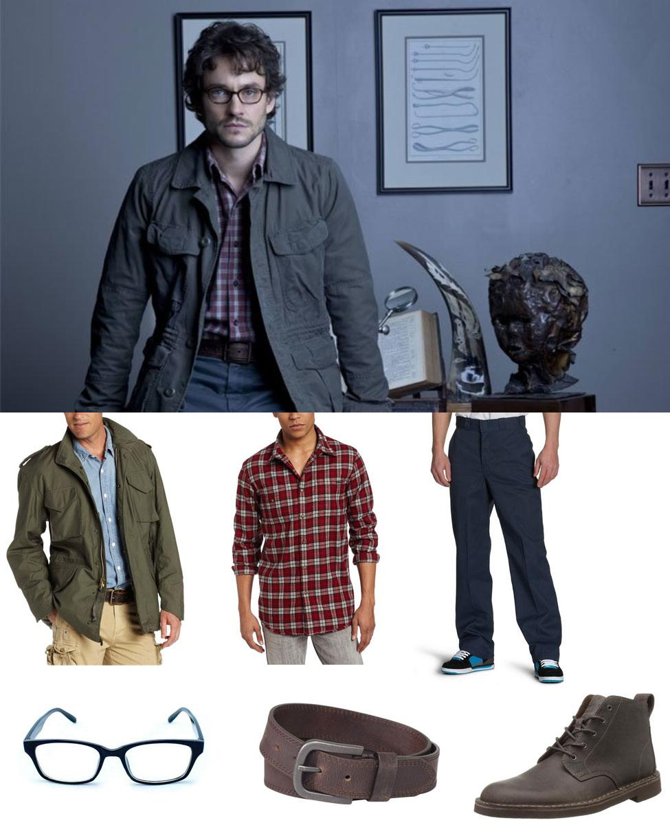 Will Graham Cosplay Guide