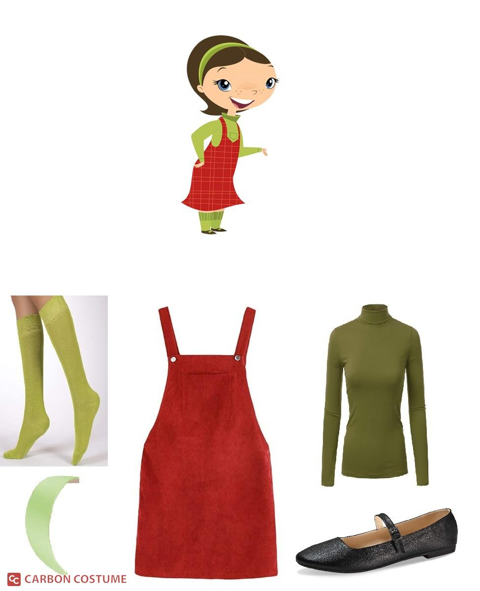 Willa from Willa's Wild Life Cosplay Guide