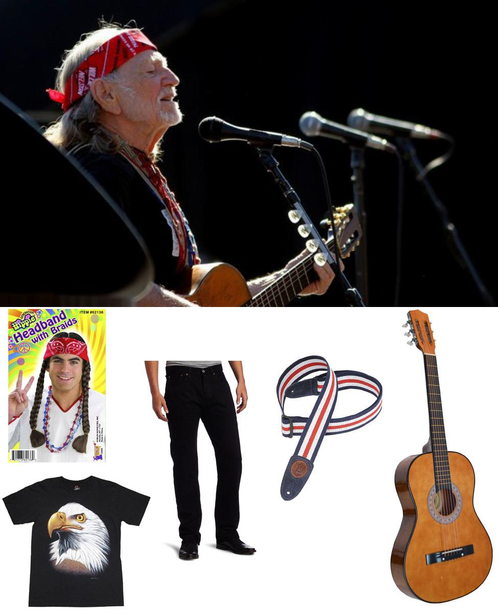 Willie Nelson Cosplay Guide