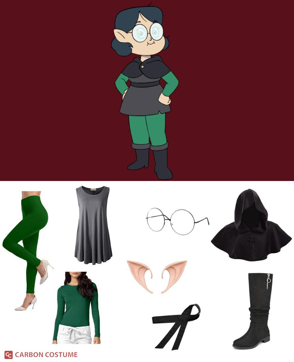 Willow Park from The Owl House Cosplay Guide