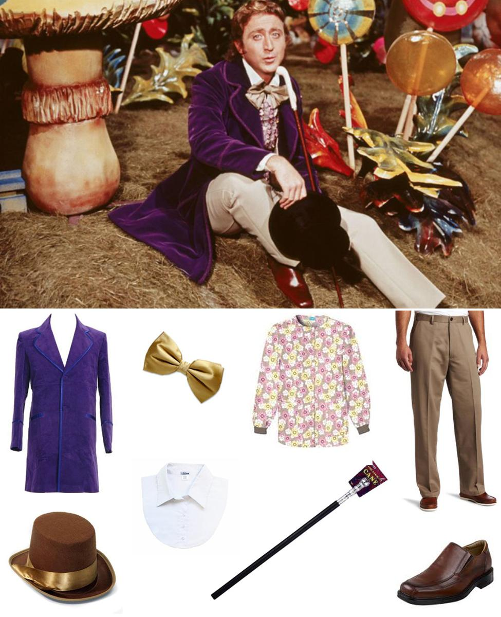 Willy Wonka Cosplay Guide